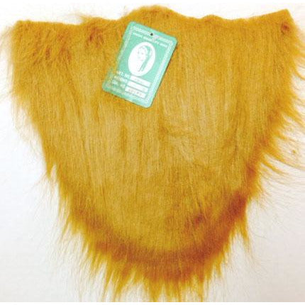 Long Fake Faux-Fur Beard - Make It Up Costumes