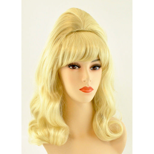 Women's 60's Beehive Wig - Long - Make It Up Costumes