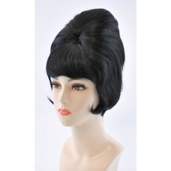 Women's 1960's Beehive Spitcurl Wig - Make It Up Costumes