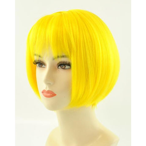Women's Bob Wig - Make It Up Costumes