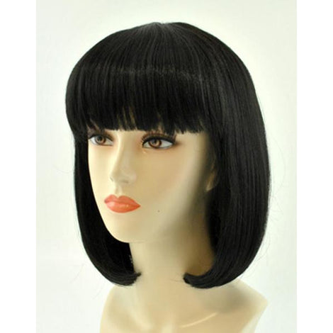 Women's China Doll Short Bob Wig - Make It Up Costumes