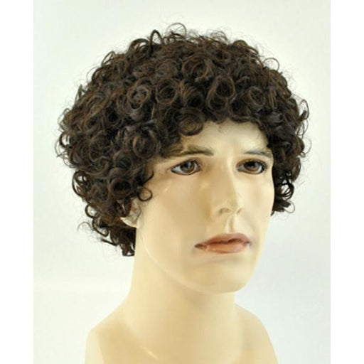 Men's Short Curly Wig - Make It Up Costumes