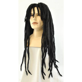 Men's and Women's Dreadlocks Wig - Make It Up Costumes