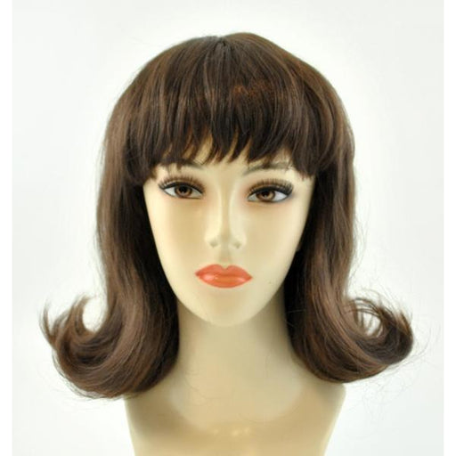 Women's Flip Wig - Make It Up Costumes