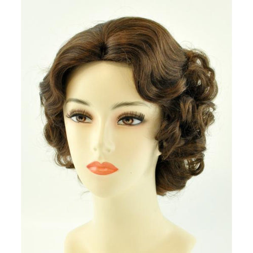 Women's Short Curly Wig - Make It Up Costumes