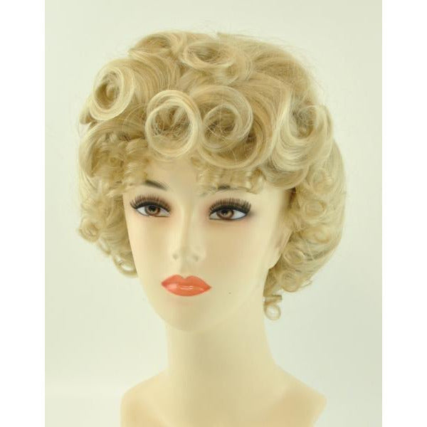 Deluxe Gibson Girl Wig - 1900's - Make It Up Costumes
