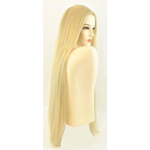 Long Straight Hippie Wig - Make It Up Costumes