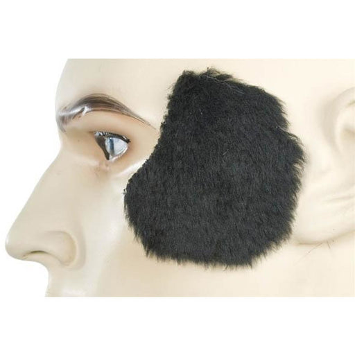 Small Fake Muttonchops - Make It Up Costumes