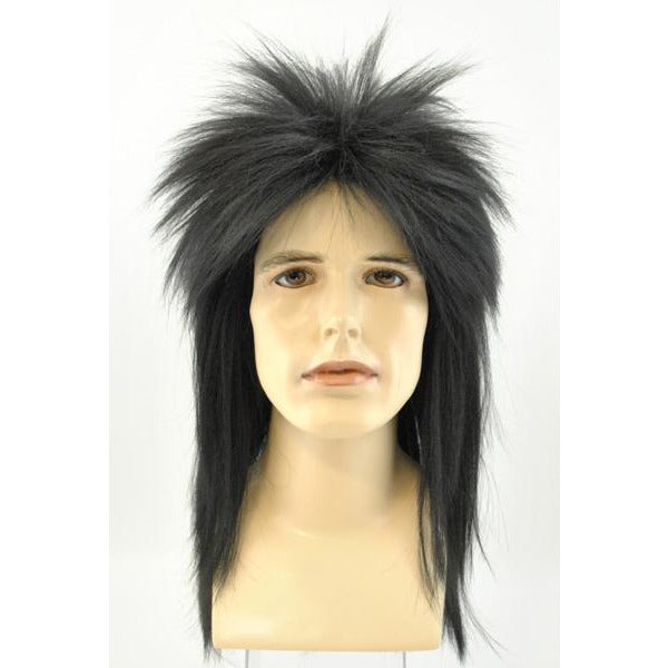 Men's and Women's Shaggy Punk Wig - Make It Up Costumes