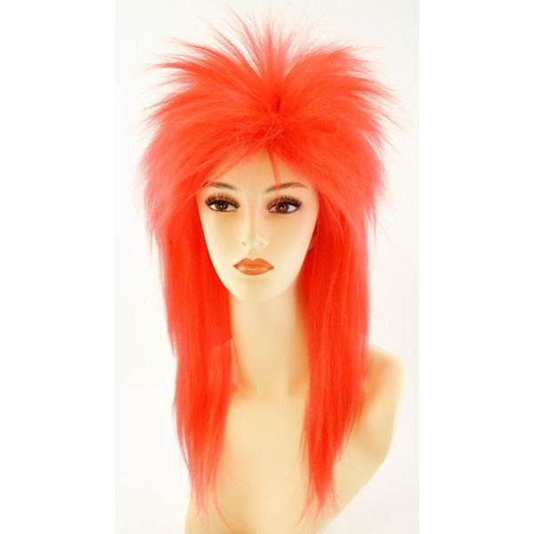 Men's and Women's Colorful Punk Wig - Make It Up Costumes