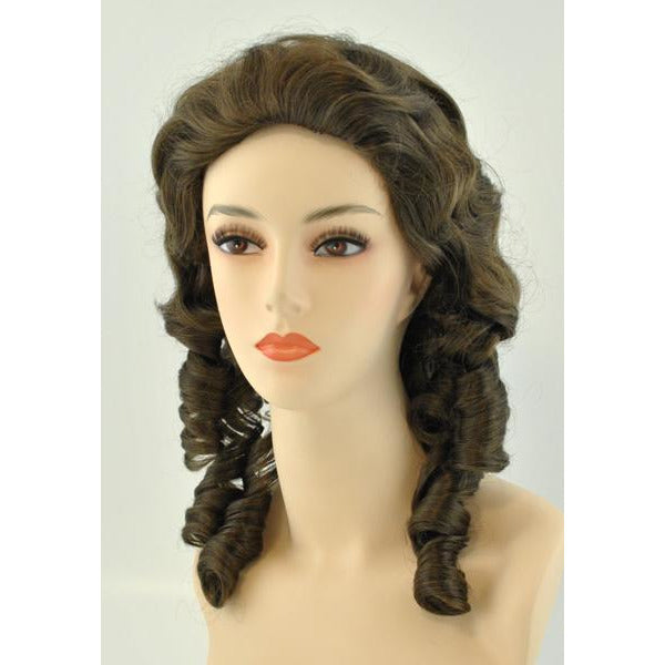 Women's 1860's Southern Belle Wig - Make It Up Costumes