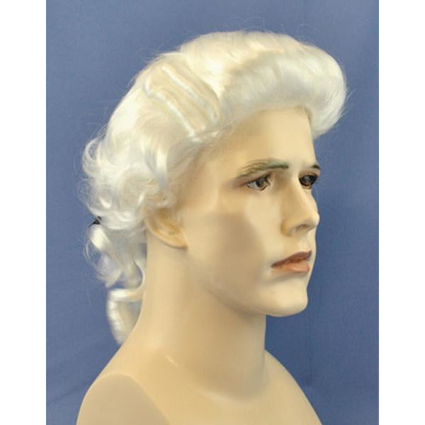 Special Bargain Colonial Man Wig - Make It Up Costumes