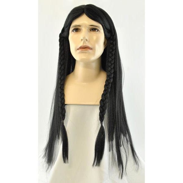 Men's and Women's Warrior Wig - Make It Up Costumes
