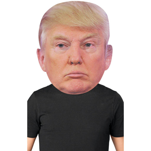 Giant Trump Mask - Make It Up Costumes