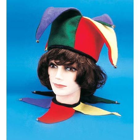 Jester Hat with Collar - Make It Up Costumes