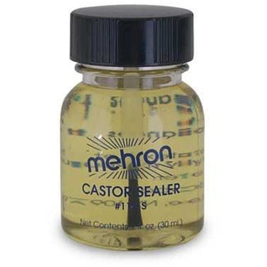 Mehron Castor Sealer for Latex - Make It Up Costumes