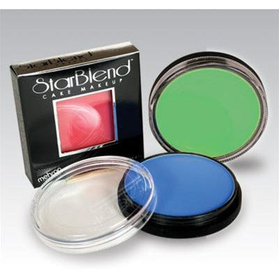 Mehron Starblend Cake Makeup Bright Colors - Make It Up Costumes