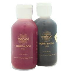 Mehron Fake Squirt Blood - Make It Up Costumes