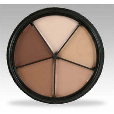Mehron Tattoo Concealer Wheel - Make It Up Costumes