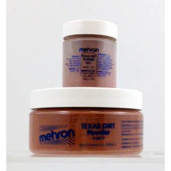 Mehron Texas Dirt Makeup Powder - Make It Up Costumes