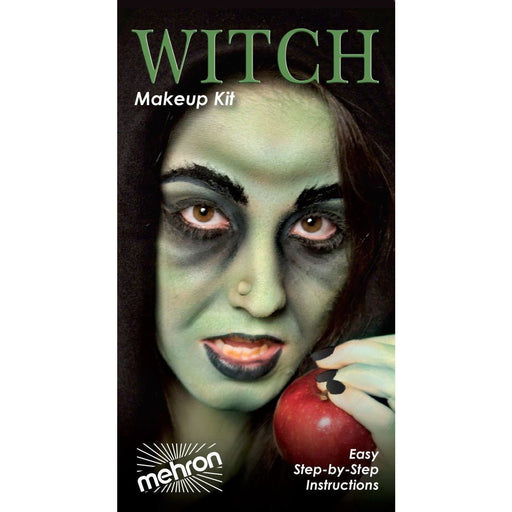 Mehron Witch Makeup Kit - Make It Up Costumes
