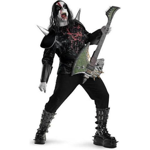 Metal Mayhem Costume - Make It Up Costumes