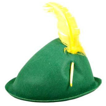 Green Alpine Hat - Make It Up Costumes