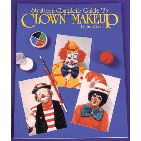 Complete Guide to Clown Makeup - Make It Up Costumes