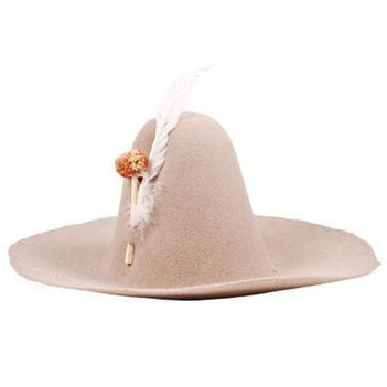 Felt Hillbilly Hat - Make It Up Costumes