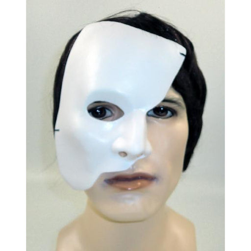 Partial/Half Face Mask - Make It Up Costumes