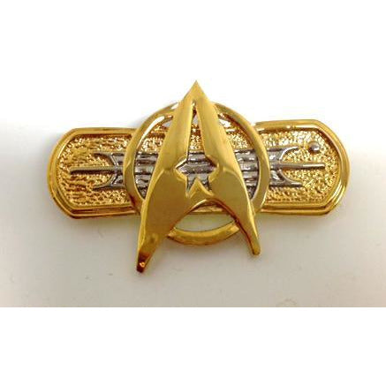 Star Trek Insignia Pin - Make It Up Costumes