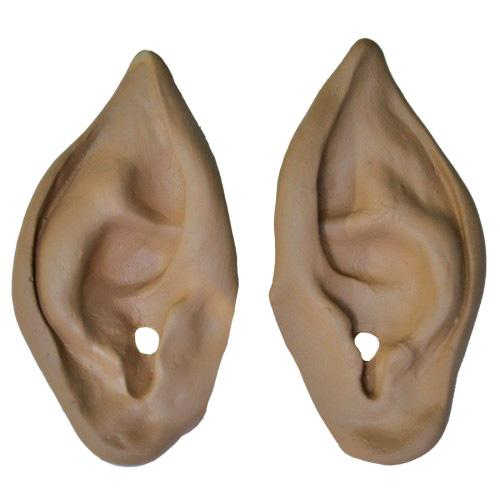 Latex Vulcan Pointed Ears - Make It Up Costumes