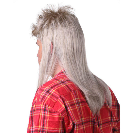 Mullet Wig by Sepia - Make It Up Costumes