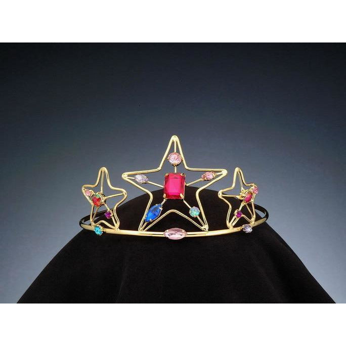 Star Costume Tiara - Make It Up Costumes