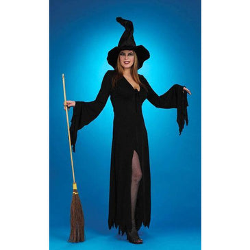 Sexy Black Witch Costume - Make It Up Costumes