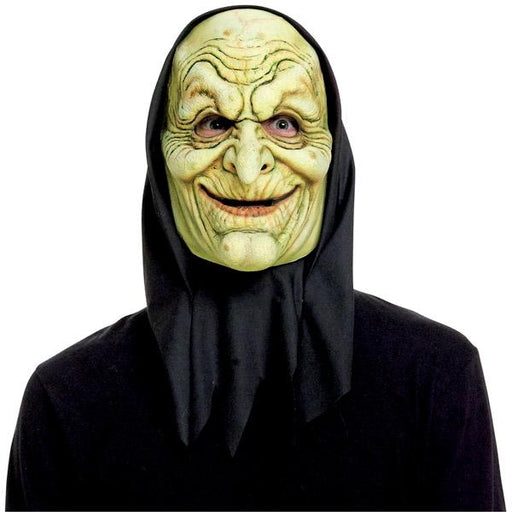 Hexy Witch Mask - Make It Up Costumes