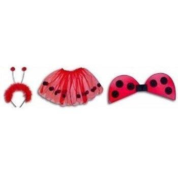 Ladybug Costume Accessories Set for Kids - Make It Up Costumes