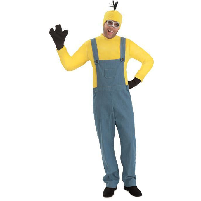 Men's Kevin Minion Costume - Make It Up Costumes