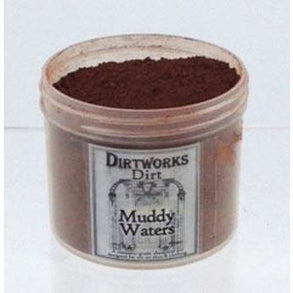 Fleet Street Dirtworks Dirt Makeup Powder - Muddy Waters - Make It Up Costumes
