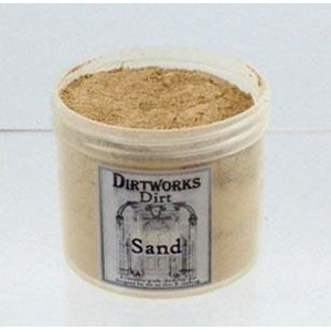 Fleet Street Dirtworks Makeup Powder - Sand - Make It Up Costumes