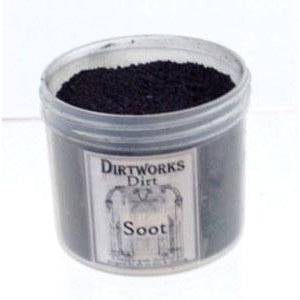 Fleet Street Dirtworks Soot Makeup Powder - Make It Up Costumes