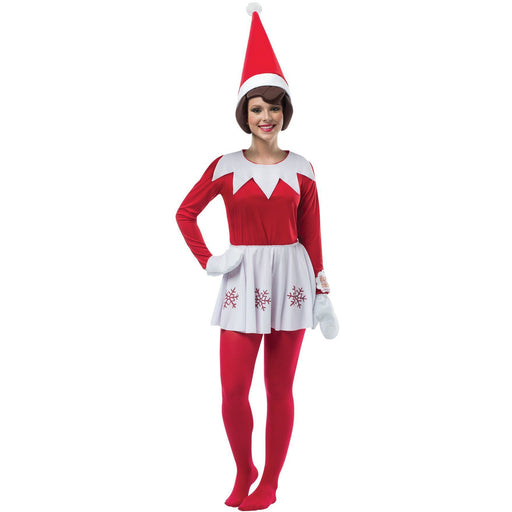 Elf on the Shelf-Scout Elf Costume - Make It Up Costumes