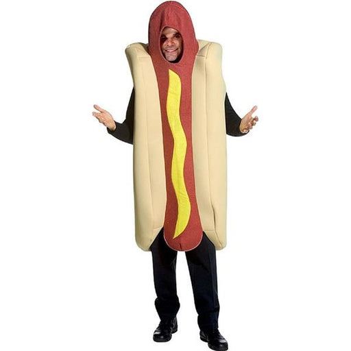 Deluxe Hot Dog Costume for Adults - Make It Up Costumes