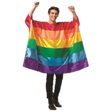 Rainbow Flag Tunic - Make It Up Costumes