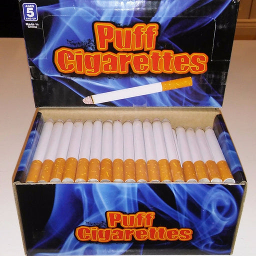 Fake Puff Cigarettes - Box of 144 - Make It Up Costumes