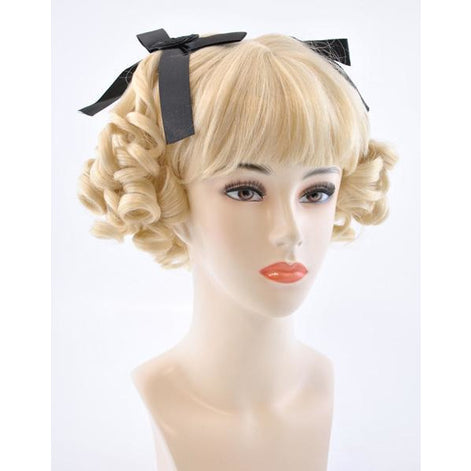 Ringlet Wig - Make It Up Costumes