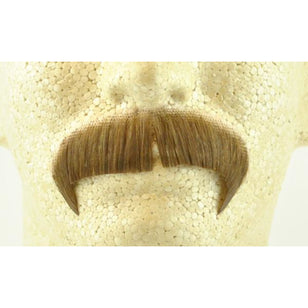 Fake Winchester Mustache - 100% Human Hair - Make It Up Costumes