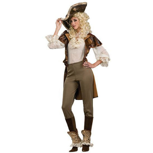 Women's Steampunk Pirate Costume - Make It Up Costumes