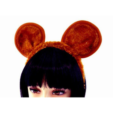 Shapeable Animal Ears Headband - Make It Up Costumes