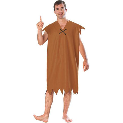 Barney Rubble Adult Costume - Make It Up Costumes